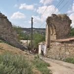 В'їзна брама Генуезької фортеці у Феодосії