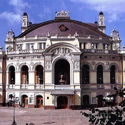 Национальная опера Украины им. Тараса Шевченко (г.Киев)