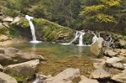 Водопад Каменка возле Сколе