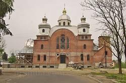 Церковь Всех Святых в Жидачове
