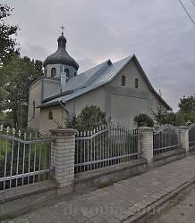 Церква св. Архангела Михаїла
