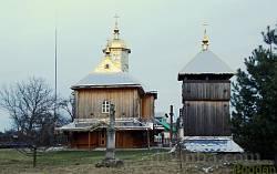 Комплекс церкви Різдва Христового в Лисятичах