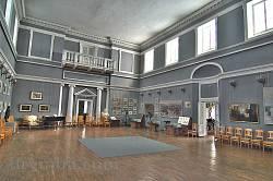 Інтер'єр палацу Лопухіних у Корсуні