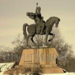 Пам'ятник Петрові Сагайдачному в Кульчицях