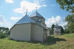 Церква свв.Кузьми та Дем'яна