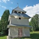 Дзвіниця церкви св.  Кузьми та Дем'яна у селі Вишня