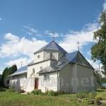 Село Вишня. Церква св. Кузьми та Дем'яна