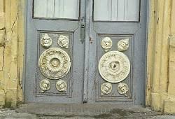 Оздоблення дверей