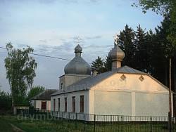 Село Маркуші. Церква