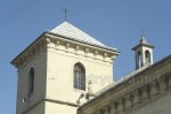 Башня костел св. Лазаря