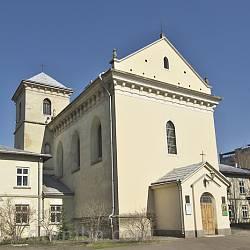 Монастир, шпиталь та костел св.Лазаря (м.Львів)