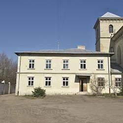 Кельи монастыря св. Лазаря в Львове