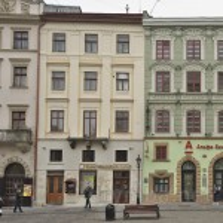 Площа Ринок. Якубшольцівська кам'яниця
