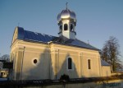 Церква Введення в храм Пресвятої Богородиці в селі Мшана 1799 року
