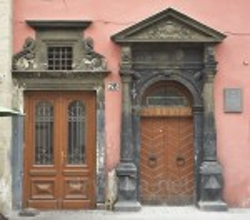 Гепнерівська кам'яниця. Ренесансні портали