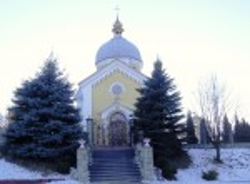 Парафіяльна церква Святого Георгія в селі Вовчухи
