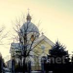 Церква Святого Георгія в селі Вовчухи