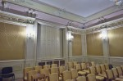 Палац Сапєг. Парадна зала