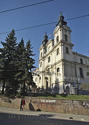 Костел св. Марии Магдалины во Львове