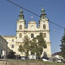 Львов. Костел св. Марии Магдалины (органный зал)