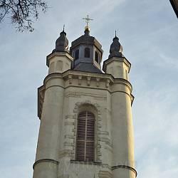 Львів. Дзвіниця Вірменського Собору - один із символів міста