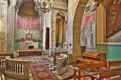 Головний вівтар Вірменської церкви