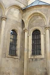 Вірменський собор Успіння Богородиці. Кам'яне різьблення
