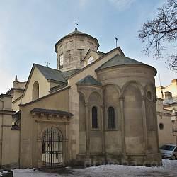 Вірменський катедральний собор Успіння Богородиці (м.Львів)