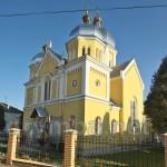 Церковь Успения Пресвятой Богородицы (п.г.т. Раздол, Львовская обл.)