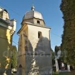 Колокольня Успенской церкви в Роздоле