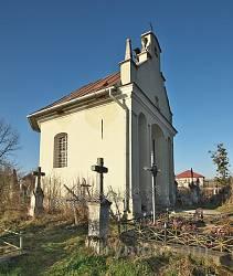 Кладбищенская часовня