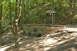 Корсунь. Русалчине джерело у парку Лопухіних. Фото 1