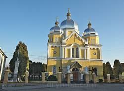 Успенская церковь в Роздоле