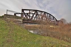 Старый мост в Развадове