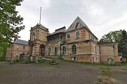 Палац Жевуських-Лянцкоронських у Роздолі. Загальний вигляд