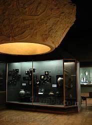 """Зал """"Скіфи"""" в Запорізькому обласному краєзнавчому музеї"""