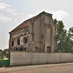 Костел Святого Духа (1908) в Каменке-Бугской