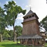 Каменка-Бугская. Колокольня церкви св. Николая
