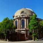 Будівля Запорізького обласного краєзнавчого музею