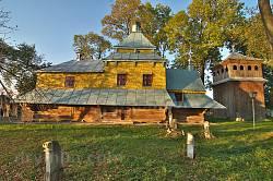Комплекс церкви св. Михаїла у Волі-Висоцькій