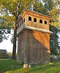 Дзвіниця церкви св. Михаїла у Волі-Висоцькій