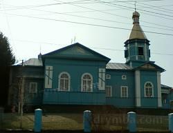 Село Михайлівка-Рубежівка