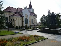 Костел св.Валентина у Калуші
