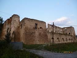 Чортківський замок. Загальний вигляд