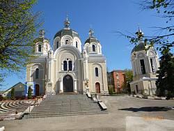 Калуш. Церква св. Архистратига Михаїла