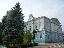 Калуш. Будинок міської ради