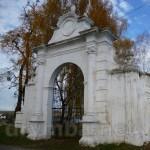 Ворота поместья