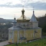 Вишнівець. Вознесенська замкова церква