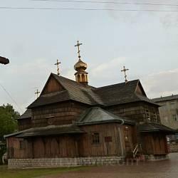 Чортків. Комплекс Успенської церкви