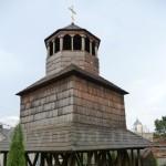 Чортків. Дзвіниця Успенської церкви